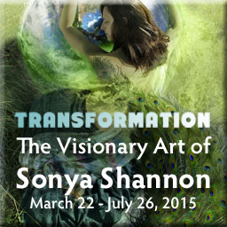 Transformation: The Visionary Art of Sonya Shannon