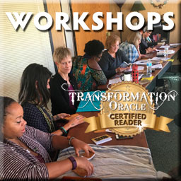 Sonya Shannon Transformation Oracle Workshops