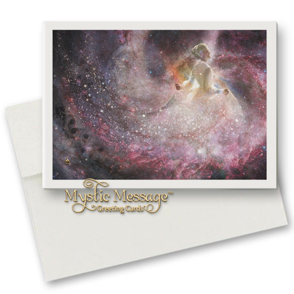 Infinite Bliss Greeting Card