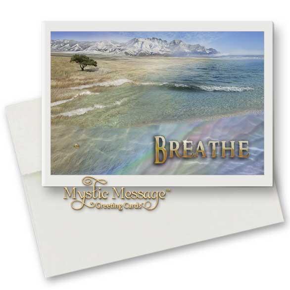 Prairie Ocean Greeting Card