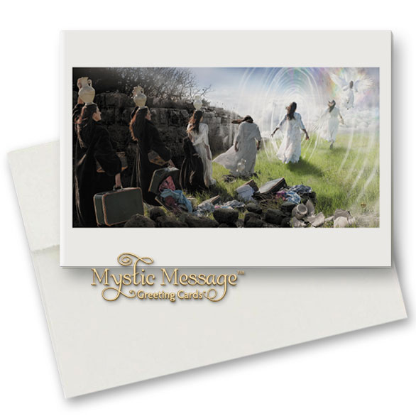 The Narrow Gate Greeting Card