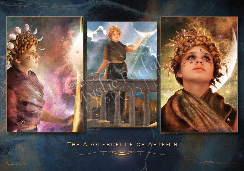 The Adolescence of Artemis