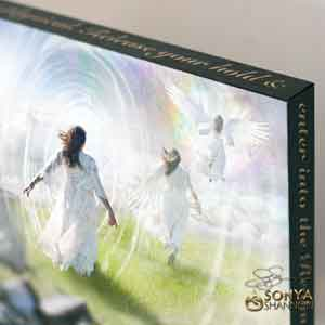 Sonya Shannon The Narrow Gate Canvas Wrap